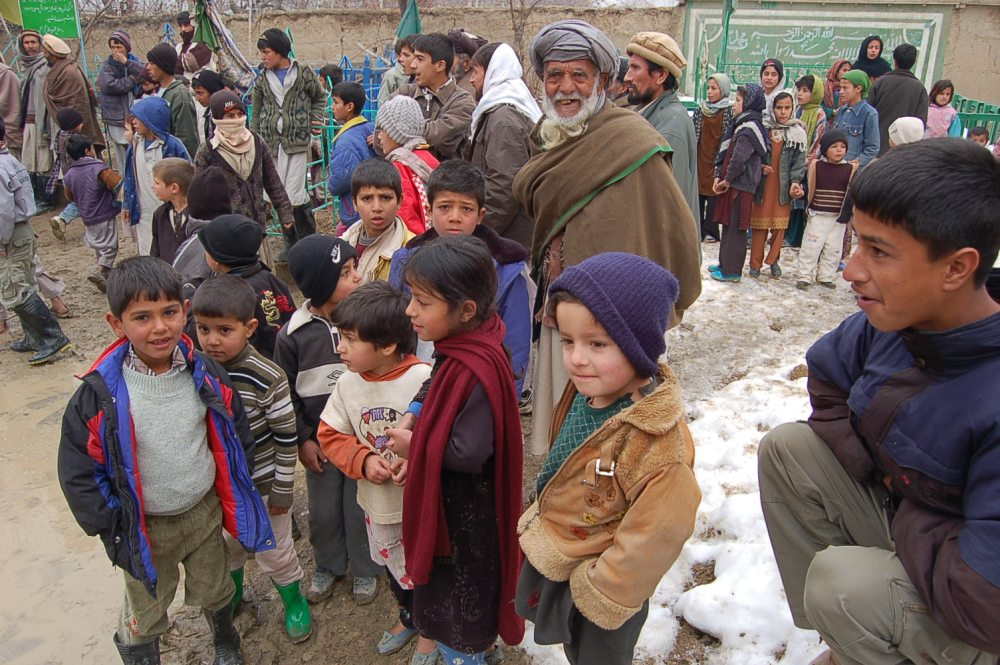Humanitarian Assistance Mission to Jangadam Afghanistan (2/4)