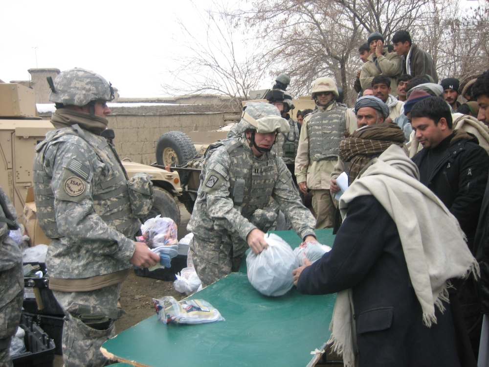 Humanitarian Assistance Mission to Jangadam Afghanistan (1/4)