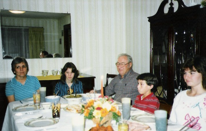 Thanksgiving, Family and Pop Wylies (4/5)