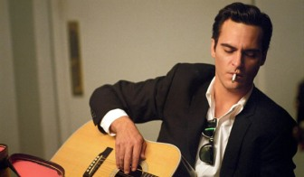 Joaquin Phoenix as Johnny Cash (Twentieth Century Fox)