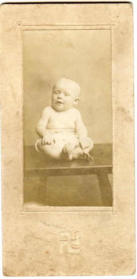 Pic 2: Hubert Newkirk ??