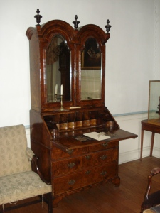 John Wesley's Desk