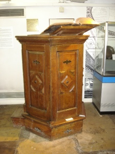 Foundry Pulpit