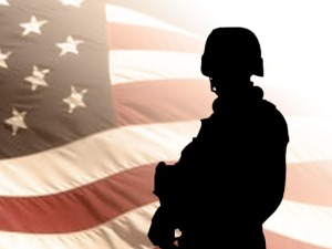 soldier-and-flag