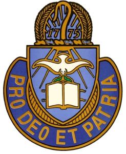 Chaplain Corps Crest