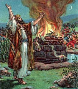 Elijah-altar